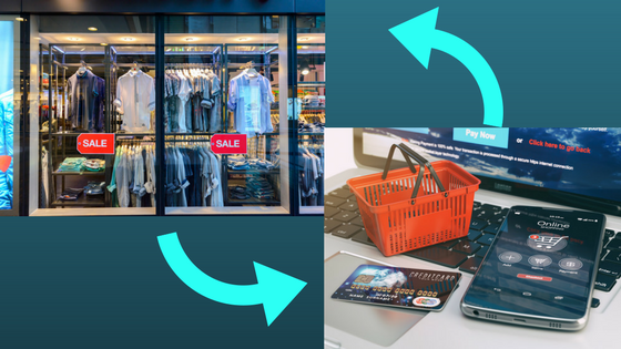 eCommerce and Traditional Shops