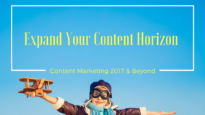 Move beyond the traditional silos for content and expand your content offering. This will provide more writing opportunities, more interesting content opportunities and a broader reach.