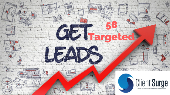 58 Targeted Leads